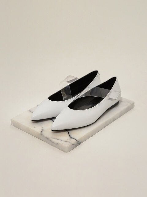 Clear Velcro Flat-Shoes_MM021_WT