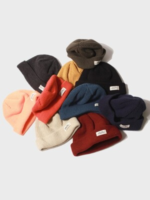 숏비니 WH LABEL WATCH CAP 10 COLOR