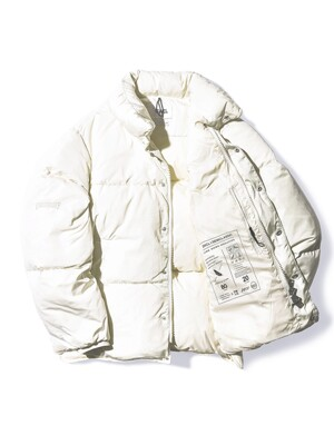 Colorway Puffer Down Short Padding_IV
