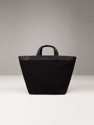 1967 tote bag-Large (Black)