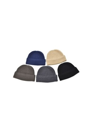 (just fit) COTTON WATCH CAP