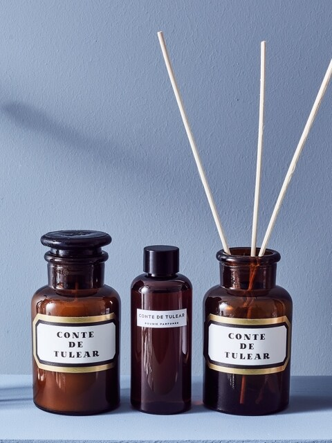 Tulear Gift Set (candle&diffuser)