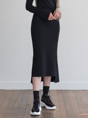 Mermaid Asymmetric Skirt
