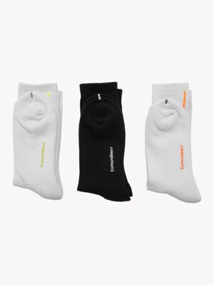 EXTRAORDINARY SOCKS 3PACK