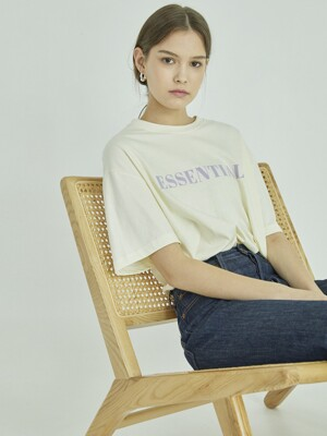 ESSENTIAL TSHIRT_CR