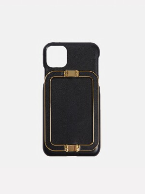 IPHONE 11PRO/11PRO MAX CASE LINEY BLACK