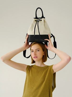 TOFU BACKPACK_black