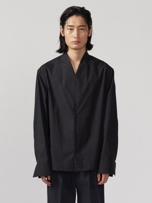 oriental shirts in black