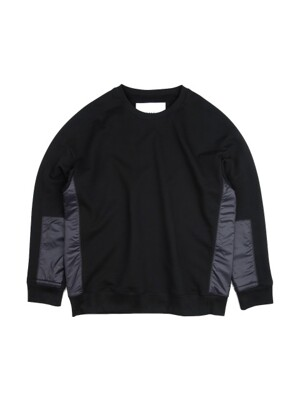 0201 Balance Sweat Shirts black