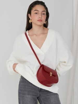 MOON BAG_plain(2color)