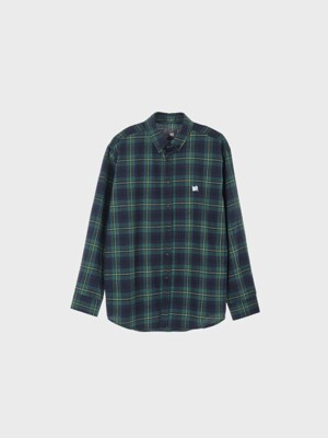 TAG CHECK SHIRTS - GREEN