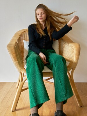 MTOF3 CORDUROY PANTS(GREEN)