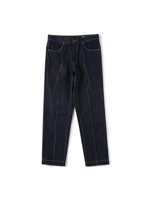 TAPERED ORIGINAL DENIM PANTS (INDIGO)