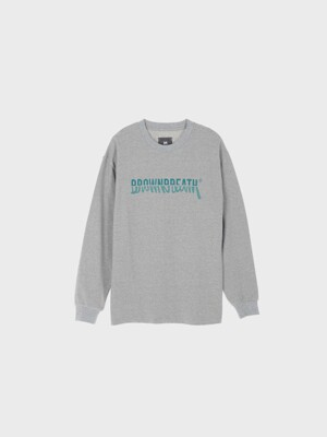 DIVIDE LONGSLEEVE - GREY