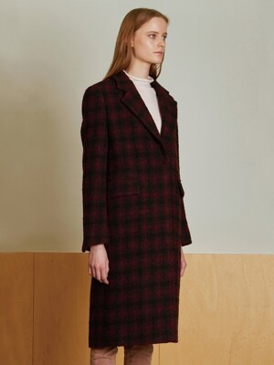 (HELEN) THREE COLORS COAT_WI