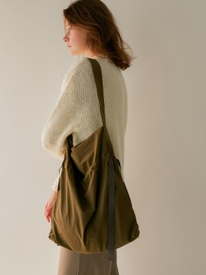 Drawstring Bag_Martini Olive