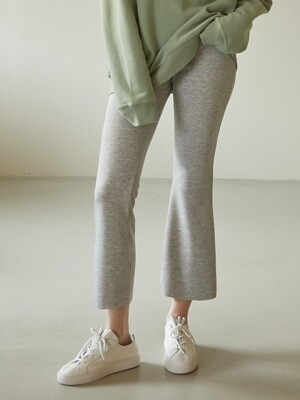 19W BANDING PANTS (GREY)