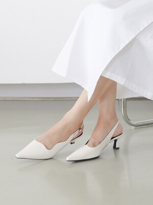 WM slingback shoes_white_20518