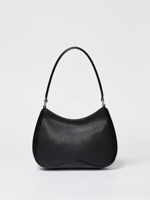 COLLINE SHOULDER, BLACK