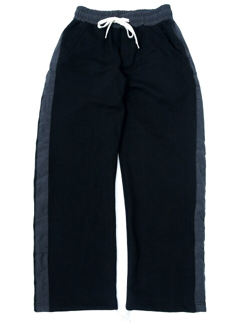 SPORTS SWEAT PANTS (BLACK)