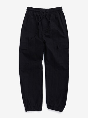 T.CA PANTS (BLACK)