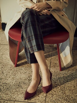 CLASSIC LEATHER PUMPS_BURGUNDY