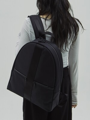 AIR CUSHIONED HIGH DENSITY TWILL NYLON BACK PACK