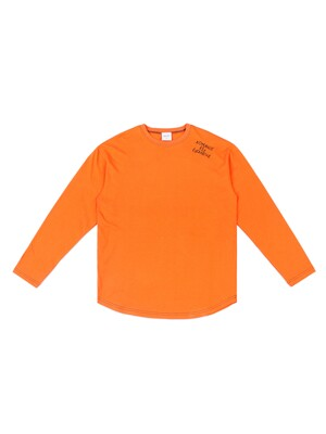 ROMANCE LONG SLEEVE (ORANGE)