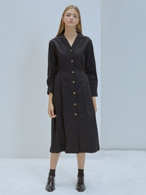 F OP COLLAR DRESS_BK