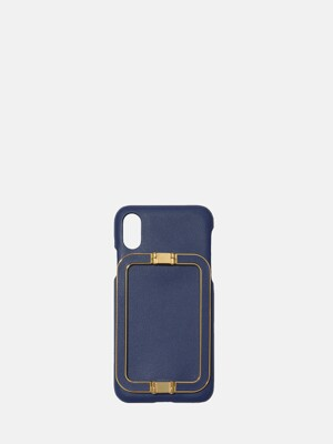 IPHONE X/XS CASE LINEY NAVY