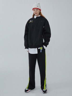 PUMA x ADER T7 Overlay Pants_Cotton Black