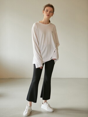 19W BANDING PANTS (BLACK)