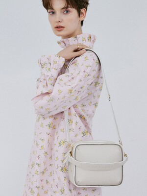 Radio Bag (Cream beige)