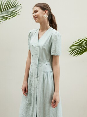 lovely rayon double dress MT