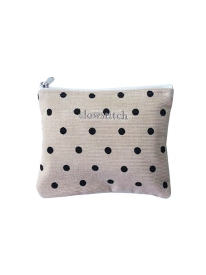 mini dot pouch