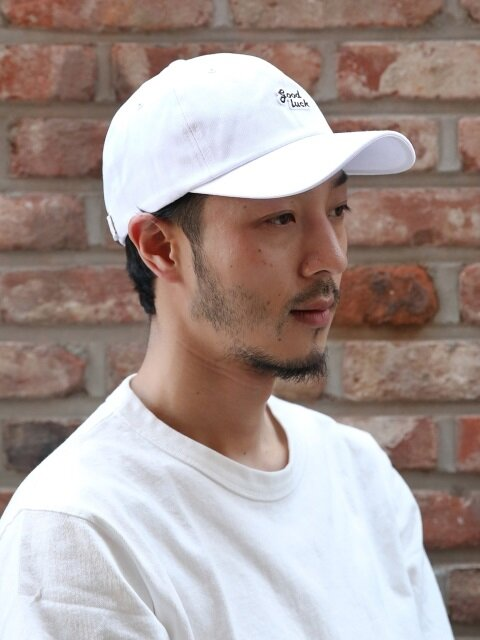 Cotton Ball Cap_White