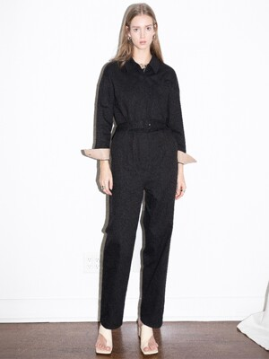 [19FW] SAINT-HONORE jumpsuit_Black