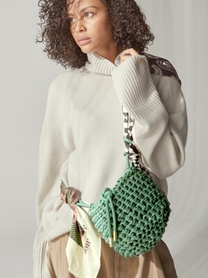 Cauliflower net bag-Green