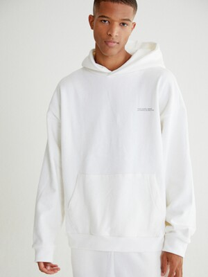 AUTHENTIC HOODIE(WHITE)
