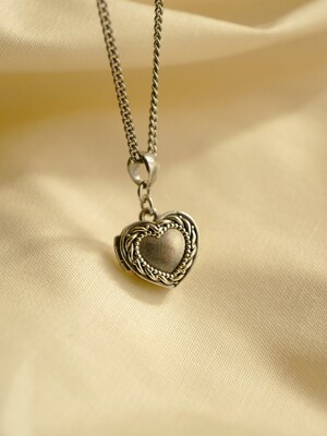 [단독]Luv Necklace(3Color)