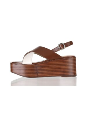 KATE SANDAL BROWN