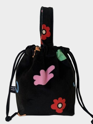 childlike string bag