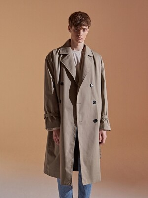 STANDARD TRENCH COAT_MOCA BROWN
