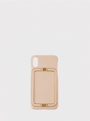 IPHONE X/XS CASE LINEY NEW IVORY