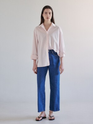 OVERFIT SHIRTS - LIGHT PINK