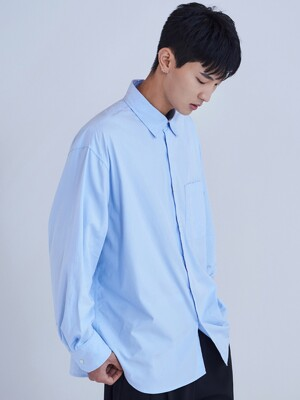 NORMAL SHIRTS JA [LIGHT BLUE]