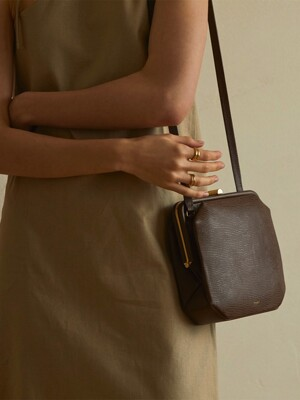 COMFIE VINTAGE LIZARD [BRICK BROWN]