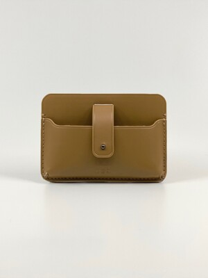CUBICLE CARD CASE_DRY SAND