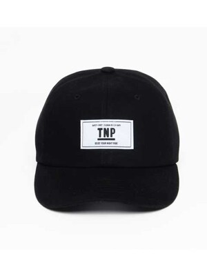 OG BOX LOGO BALL CAP - BLACK