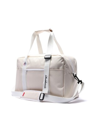 BAAM BOSTON BAG (BEIGE)